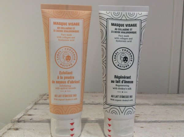 Duo masque visage